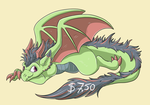 Dragonling Adoptable by Eltharion