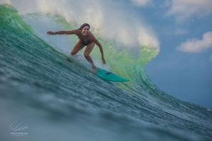 Chasing The Wave by Vitaly-Sokol