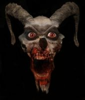 The Devil by cymetic