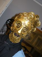 Dark Souls Mask of the Father Cosplay by SilverIceDragon1