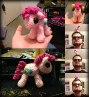 Pinkie Pie Amigurumi by Ignition4596