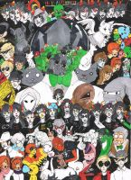 HOMESTUCK: A Picture by Mr-Hatta