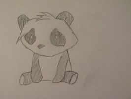 Panda by xXJustBelieveInMeXx