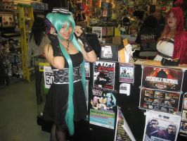 VOCALOID CONCERT IN USA ADVRTS by AkabaraYashiki