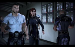 Mass Effect 3 - Female Casual Outfit 2 by Revan654