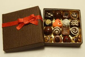 Assorted Chocolate Box by minivenger