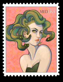 Medusa by JCBowie