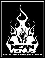 Mean Venus flames logo by revolutionheart