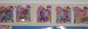 My MLP Collection 1 by CheerBearsFan