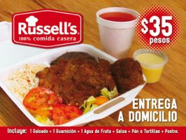 Russell's Ad by CesarHuerta