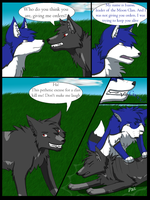 battle,blood and death pg. 5 by crystal-alius