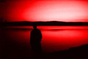 A Sunset in Blood by underfed-xx