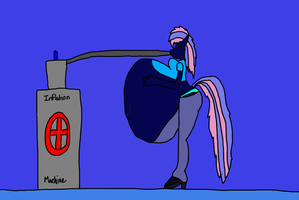 R: Colored Candy and the inflation machine p.7 by Ant-D