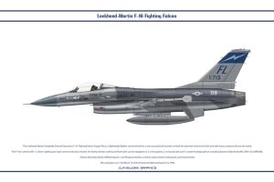 F-16 Florida ANG 1 by WS-Clave