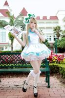 Kotori Minami_Love Live! School Idol Project by AMPLE-COSPLAY