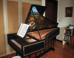 Harpsichord - finished by alkhor