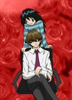Request - Kaiba Brothers by foreverhyper
