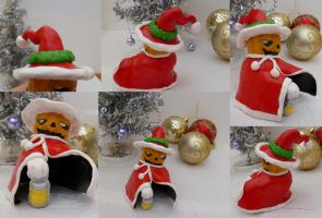 FIMO Pyro Jack's Merry Christmas by Shaami