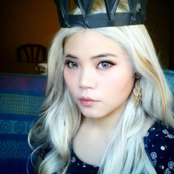 Queen Ravenna (wig and makeup test) by WuHara