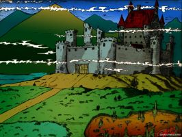 The McDuck Castle by CChrieon