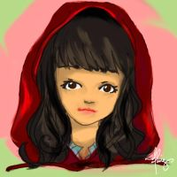 Red Riding Hood by sugarcoffeecup