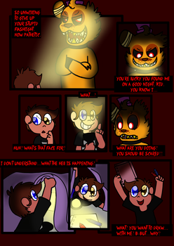 How to Fear Monsters (Snowflake Version) Page 3 by snowflake67311