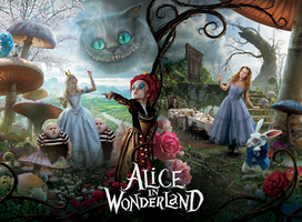 Alice Promo Pics Blend: Three by Miazieja