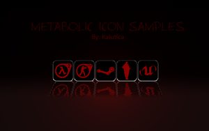 Metabolic Icon SAMPLES by Kalutica
