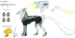 Custom Dereon for iMonox by SummerAdopts