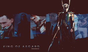 Loki Wallpaper The Avengers by BriellaLove