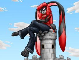 castle...chair? by Metal-2