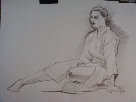 Life Figure Study 4 by Cookiee1991