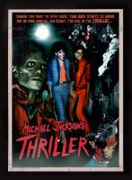 Michael Jackson's Thriller. by smalltownhero