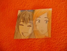 Stacy y Candace.Phineas y Ferb by WatermelonYay