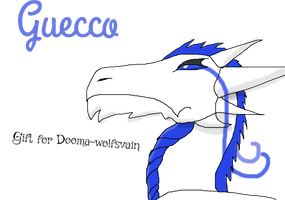 Guecco by Dragonspice101