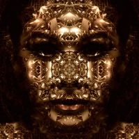 fractal face20 by ordoab