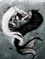 Mermaid's Lover by BriarNoir