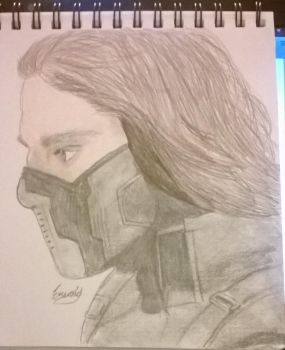 The Winter Soldier by meerkat--love