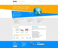 Netfly by bratn