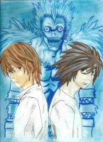 Deathnote by fuusunshine