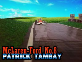 Patrick Tambay by engineerJR