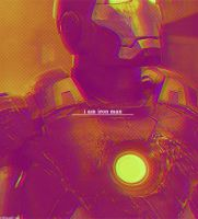 I am Iron Man. by criminal-who