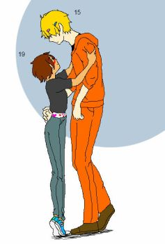 If I was taller I'd give you.. by CrashORCredit