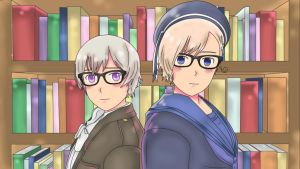 Nerdy Nordics by XxNSLxX