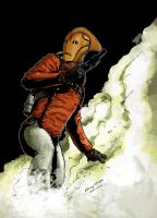 Rocketeer A Real American Hero by DrewEiden