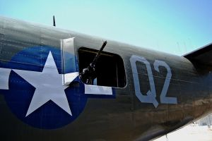 The Consolidated B-24J Liberator WITCHCRAFT 4 by StormbringerPhoto