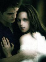 Breaking Dawn:Edward and Bella by amazinglife2011