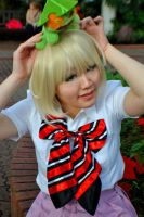 Ao no Exorcist - Shiemi - Uniform 1 by Kawaii9413
