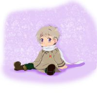 Chibi Russia Colored :3 by Steampunky-Bunny-Boo