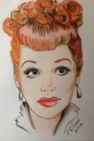 I love Lucy  by being-elijah-piper